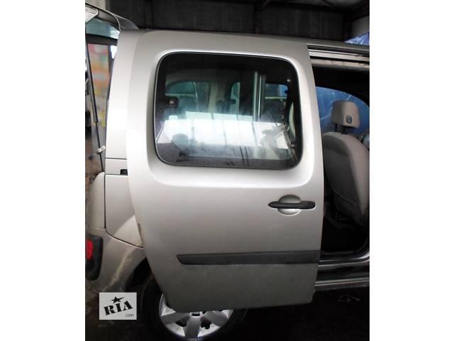 бу Б/у Дверь боковая сдвижная Легковой Renault Kangoo 1,5 dci пасс. 2010 в Луцке