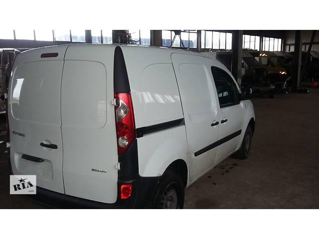 продам б/у Дверь боковая сдвижная (левая, правая) Легковой Renault Kangoo 1,5 dci пасс. 2010 бу в Луцке