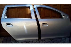 б/у Двери задние Renault Logan
