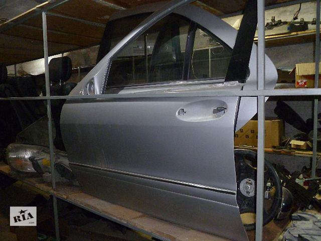 бу Б/у дверь   Mercedes S-Class s400 w220 в Днепре (Днепропетровск)