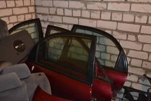 б/у Двери передние Daewoo Lanos Sedan