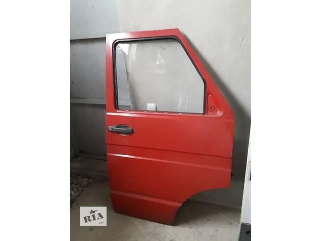 продам Б/у дверь передняя для грузовика Iveco Daily бу в Ковеле