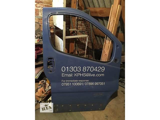 продам Б/у дверь передняя для грузовика Renault Trafic бу в Дубно (Ровенской обл.)