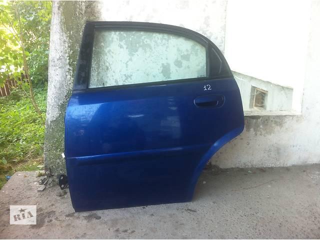 купить бу Б/у дверь передняя для хэтчбека Chevrolet Lacetti в Жовкве