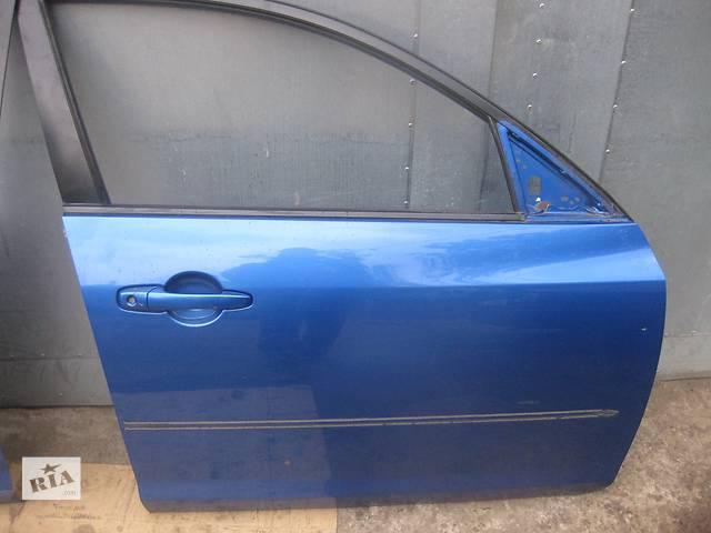 Б/у дверь передняя для хэтчбека Mazda 3- объявление о продаже  в Львове