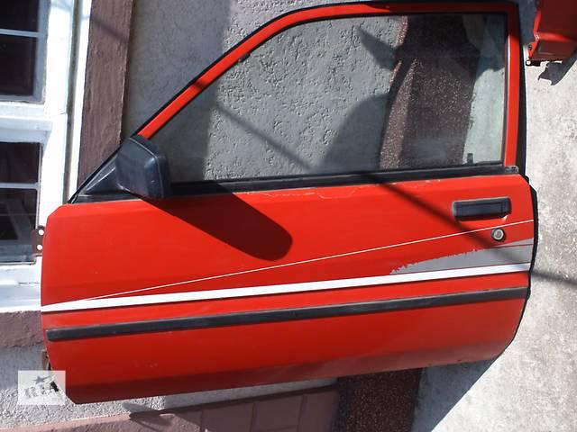 купить бу Б/у дверь передняя для хэтчбека Nissan Sunny и пер.лев. крыло в Одессе