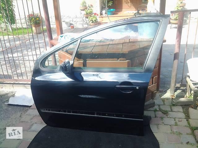 бу Б/у дверь передняя для хэтчбека Peugeot 307 в Ковеле