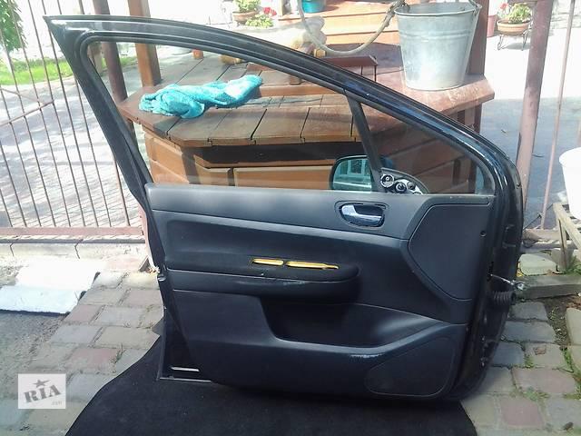 Б/у дверь передняя для хэтчбека Peugeot 307- объявление о продаже  в Ковеле