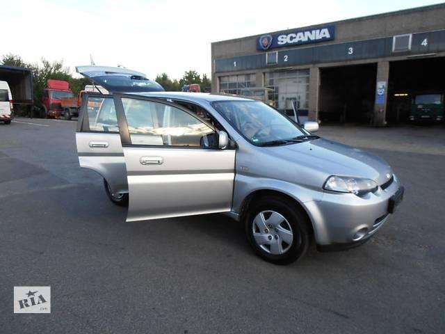 продам Б/у дверь передняя для кроссовера Honda HR-V бу в Киеве