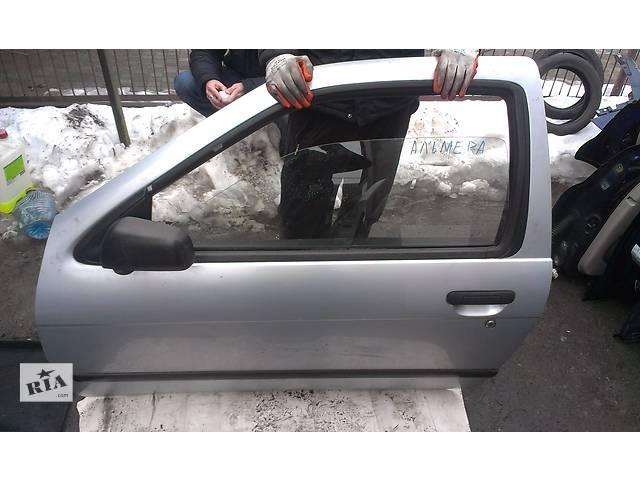 бу Б/у дверь передняя для купе Nissan Almera N15 в Ковеле