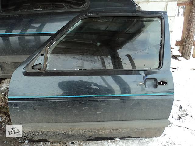 продам Б/у дверь передняя для купе Volkswagen Golf II 1986 бу в Шацке