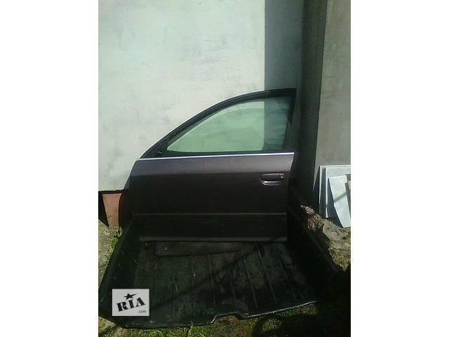 бу Б/у дверь передняя для легкового авто Audi A6 C5 до рестайл в Ковеле