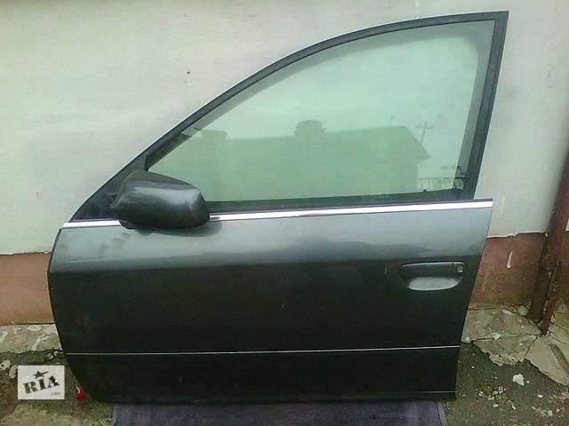 продам Б/у дверь передняя для легкового авто Audi A6 C5 рестайлинг бу в Ковеле
