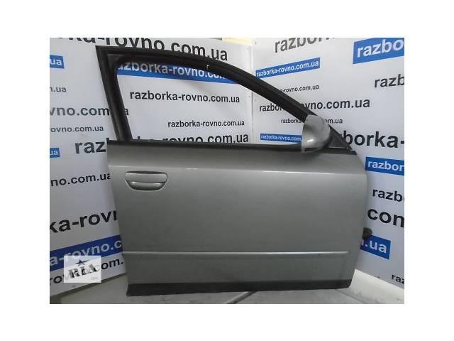 продам Б/у дверь передняя для легкового авто Audi A4 B6 бу в Ровно
