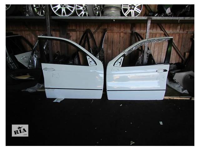 купить бу Б/у дверь передняя для легкового авто BMW X5 e53 в Ужгороде