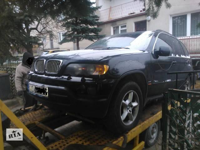 бу Б/у дверь передняя для легкового авто BMW X5 в Тернополе