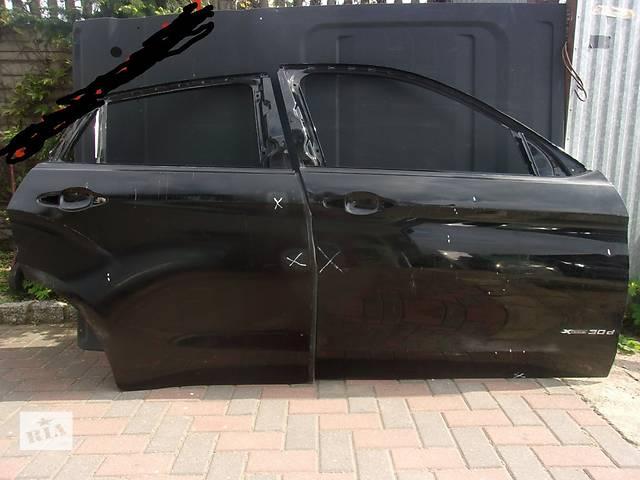 Б/у дверь передняя для легкового авто BMW X6- объявление о продаже  в Тернополе