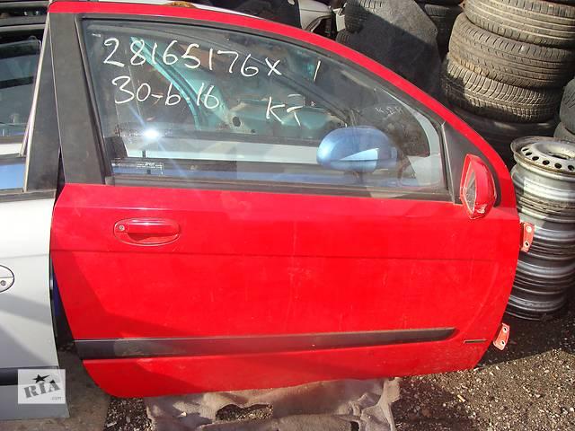 купить бу Б/у дверь передняя для легкового авто Chevrolet Aveo Hatchback (3d) в Черкассах