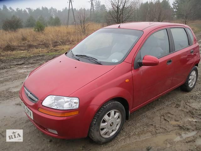 Б/у дверь передняя для легкового авто Chevrolet Aveo Hatchback (5d)- объявление о продаже  в Львове