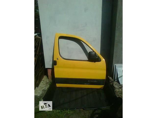 купить бу Б/у дверь передняя для легкового авто Citroen Berlingo 2 в Ковеле