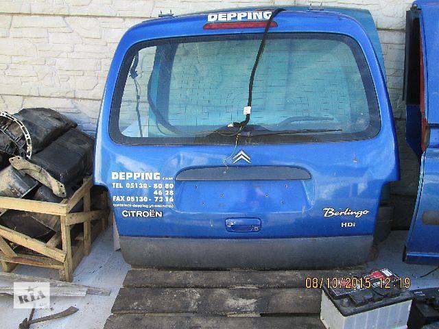 Б/у дверь передняя для легкового авто Citroen Berlingo- объявление о продаже  в Ровно