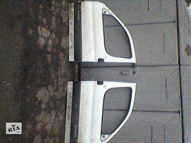 купить бу Б/у дверь передняя для легкового авто Citroen Berlingo в Луцке