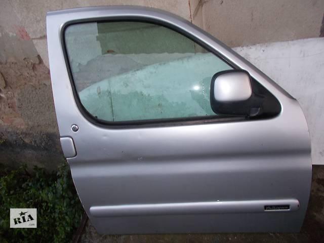 Б/у дверь передняя Citroen Berlingo- объявление о продаже  в Стрые