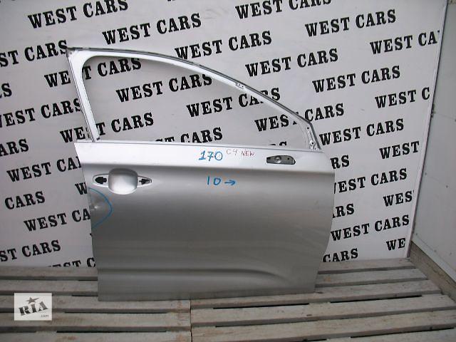 купить бу Б/у дверь передняя для легкового авто Citroen C4 2011 в Луцке