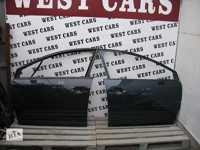 Б/у дверь передняя для легкового авто Citroen C4- объявление о продаже  в Луцке