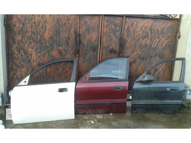 бу Б/у дверь передняя для легкового авто Daewoo Lanos в Львове