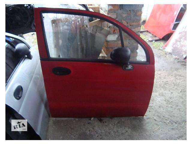 продам Б/у дверь передняя для легкового авто Daewoo Matiz бу в Львове