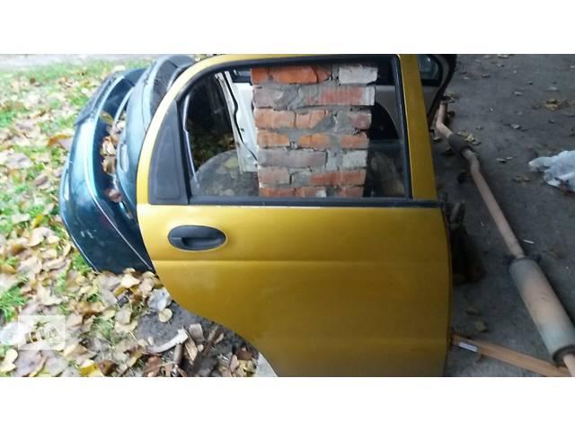 бу Б/у дверь передняя для легкового авто Daewoo Matiz в Харькове
