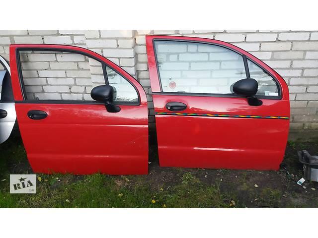 Б/у дверь передняя для легкового авто Daewoo Matiz- объявление о продаже  в Ивано-Франковске