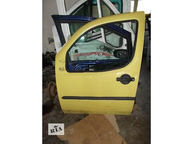 бу Б/у дверь передняя Fiat Doblo 1.9 jtd 2000-2009 в Стрые