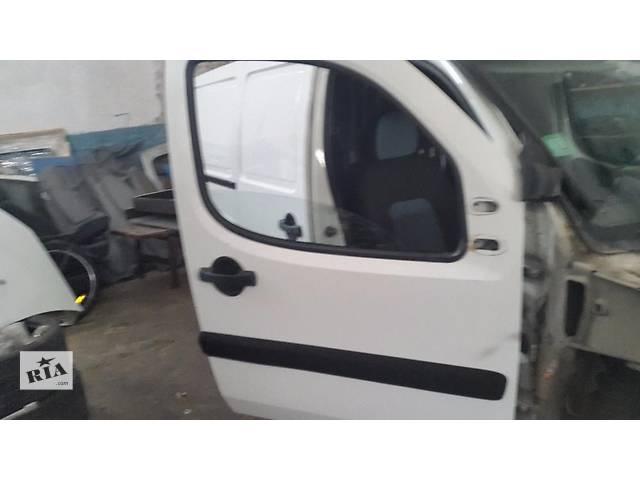 купить бу Б/у дверь передняя для легкового авто Fiat Doblo в Луцке