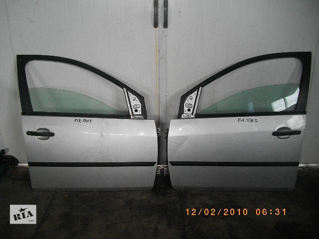 Б/у дверь передняя для легкового авто Ford Fiesta 2005- объявление о продаже  в Львове