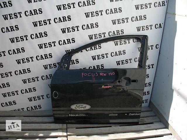 бу Б/у дверь передняя для легкового авто Ford Focus Hatchback (5d) 2012 в Луцке