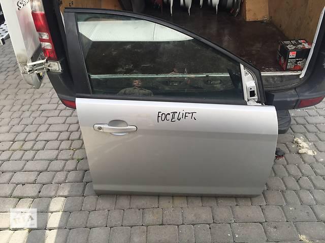продам Б/у дверь передняя для легкового авто Ford Focus бу в Львове