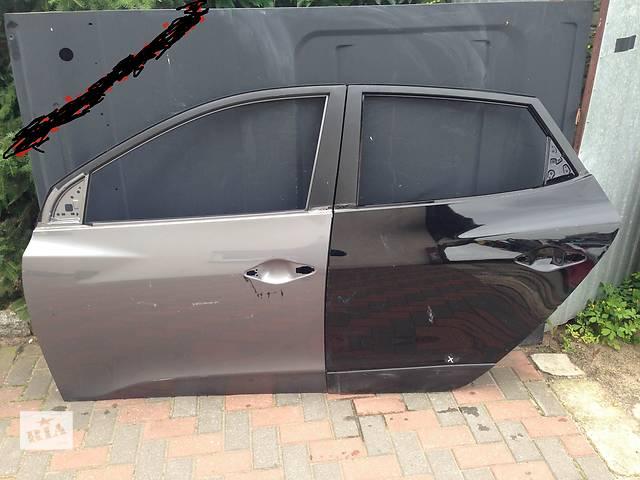 купить бу Б/у дверь передняя для легкового авто Hyundai IX35 в Тернополе