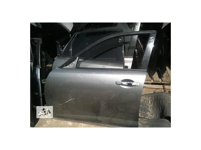 продам Б/у дверь передняя для легкового авто Infiniti FX бу в Ровно