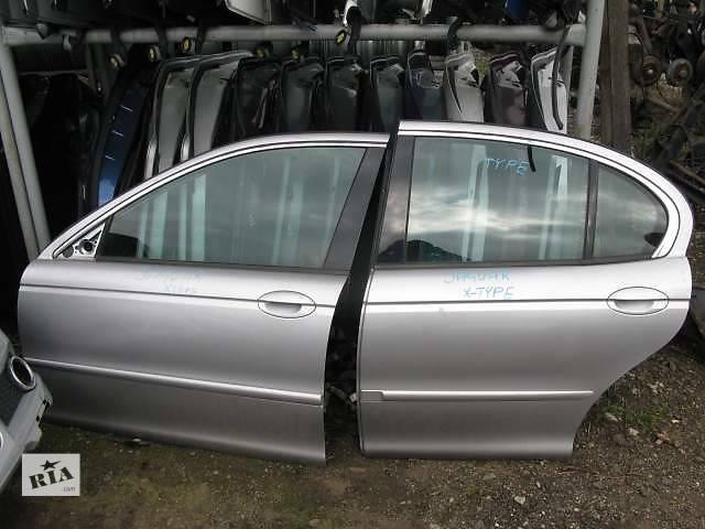 Б/у дверь передняя для легкового авто Jaguar X-Type- объявление о продаже  в Львове