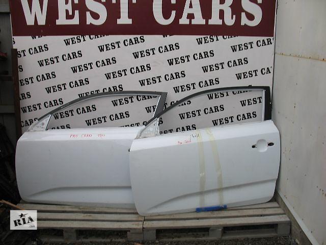 бу Б/у дверь передняя для легкового авто Kia Pro Ceed в Луцке