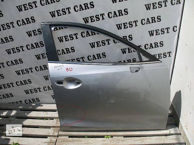 продам Б/у дверь передняя для легкового авто Mazda 3 2014 бу в Луцке