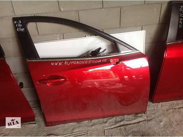 купить бу Б/у дверь передняя для легкового авто Mazda 3 в Ровно