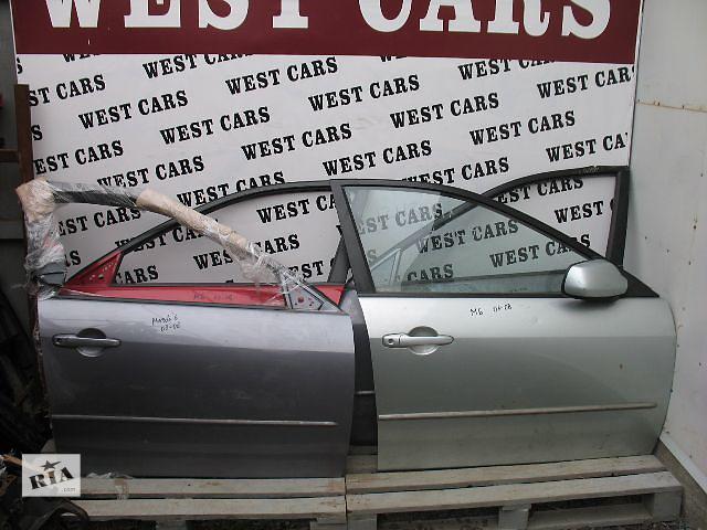 купить бу Б/у дверь передняя для легкового авто Mazda 6 2005 в Луцке