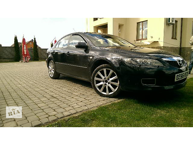 продам Б/у дверь передняя для легкового авто Mazda 6 2006 бу в Луцке