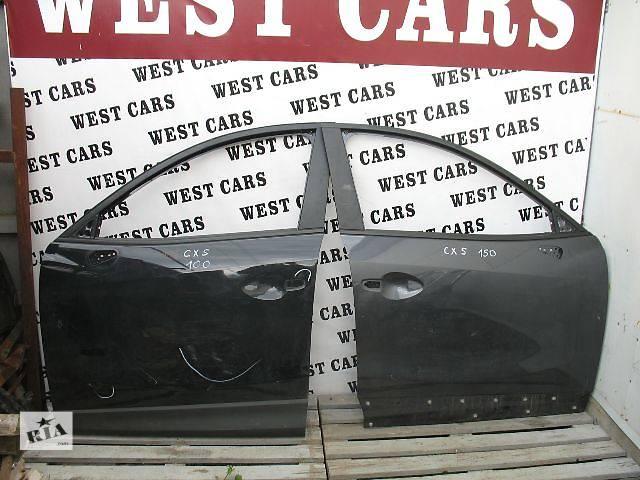 купить бу Б/у дверь передняя для легкового авто Mazda CX-5 в Луцке