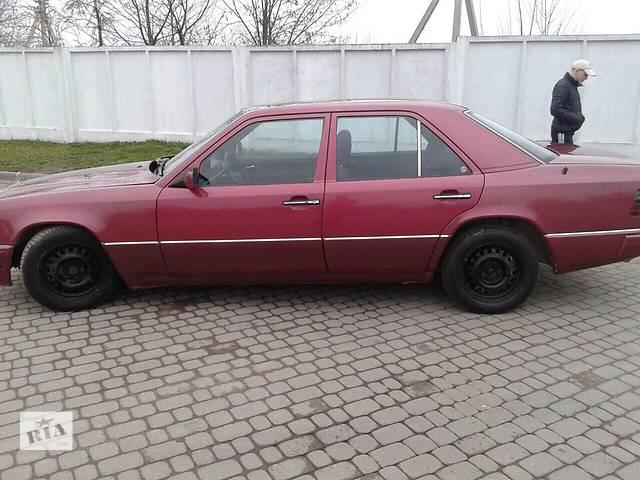 продам Б/у дверь передняя для легкового авто Mercedes 124 бу в Львове