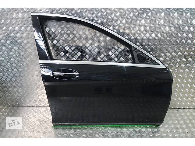 продам Б/у дверь передняя левая для легкового авто Mercedes S-Class w222 бу в Киеве