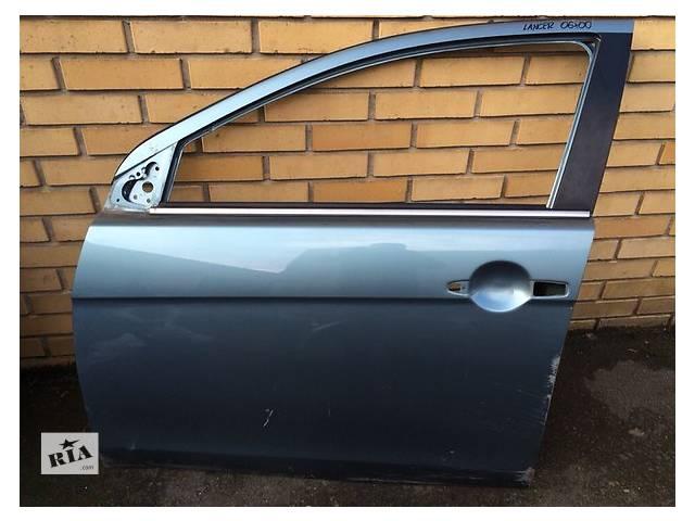 бу Б/у дверь передняя для легкового авто Mitsubishi Lancer X в Киеве